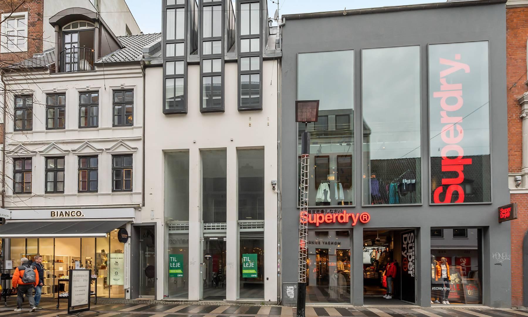 Søndergade 62   8000 Aarhus C   Investering   CBRE Ejendomme