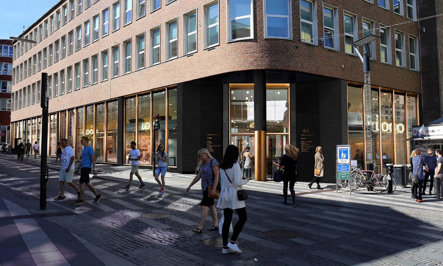 Søndergade 44   8000 Aarhus C   Butik   CBRE Ejendomme